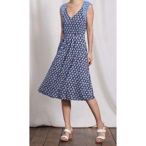 Boden | Women's Gwendolyn Jersey Dress Size 6